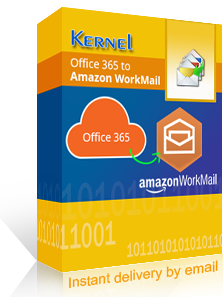Migrate Office 365 to Amazon Workmail Tool Box